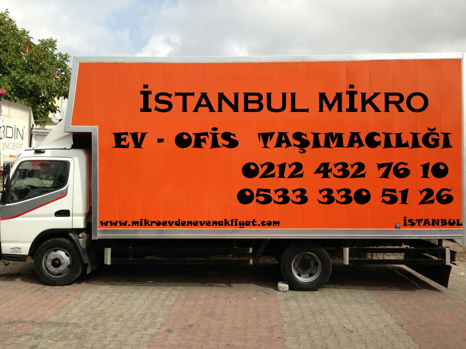 istanbul mikro evden eve nakliyat